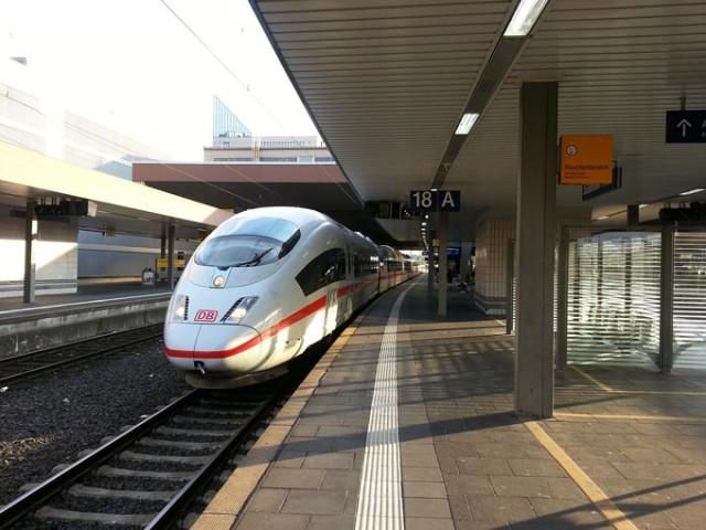 Bahnreisen Änderungen